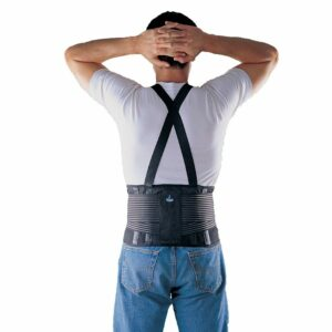 OPPO Industrial Back Brace (Back View)